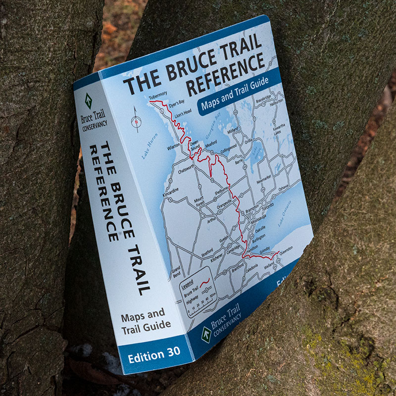 Maps – The Bruce Trail Reference